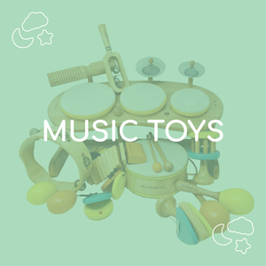music and percussion toys for infants and toddlers