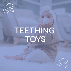 teether toys, teething toys