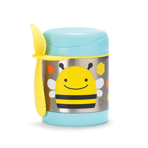 Zoo Insulated Little Kid Food Jar | Bee
