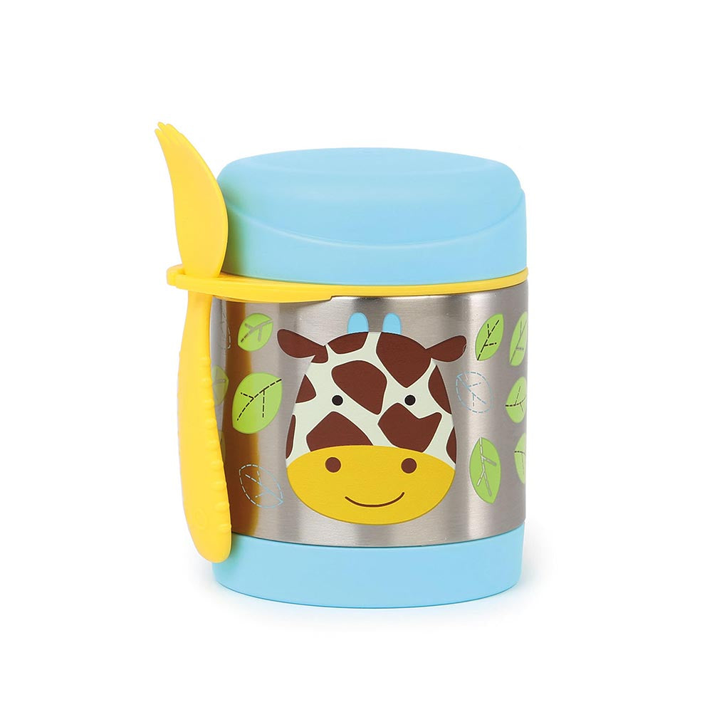 Zoo Insulated Little Kid Food Jar | Giraffe
