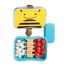Load image into Gallery viewer, Zoo Little Kid Lunch Kit | Bee