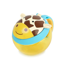 Load image into Gallery viewer, Zoo Snack Cup | Giraffe