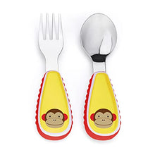 Load image into Gallery viewer, Zootensils Fork & Spoon | Monkey