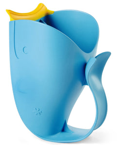 Moby Waterfall Bath Rinser - Blue