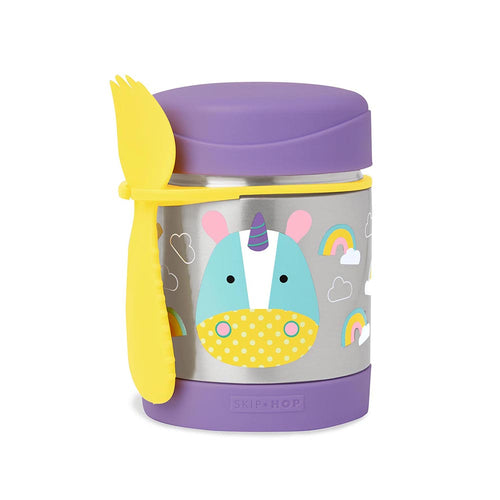 Zoo Insulated Little Kid Food Jar | Unicorn