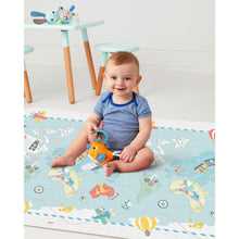 Load image into Gallery viewer, Doubleplay Reversible Playmat - Little Travelers