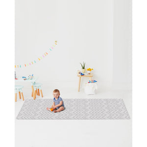 Doubleplay Reversible Playmat - Little Travelers