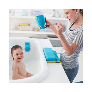 MOBY Bath Spout Cover - Blue
