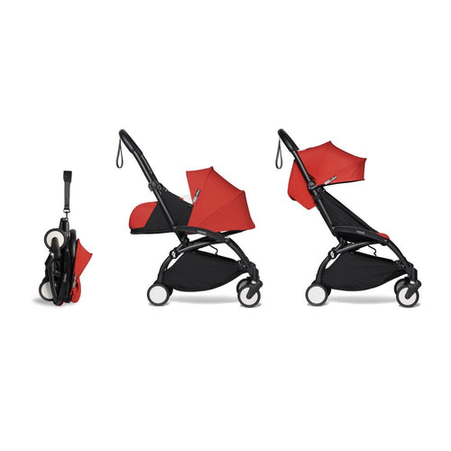 YOYO² Complete Stroller - Red