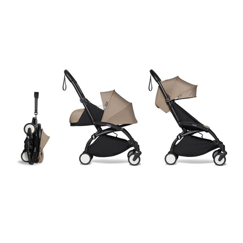 YOYO² Complete Stroller - Taupe