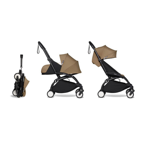 YOYO² Complete Stroller - Toffee