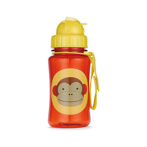Zoo Straw Bottle | Monkey