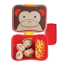 Load image into Gallery viewer, Zoo Little Kid Lunch Kit | Monkey