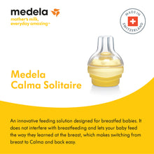 Load image into Gallery viewer, Medela Calma Solitaire Teat