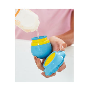 MOBY® & Friends Silicone Soap Sudsy