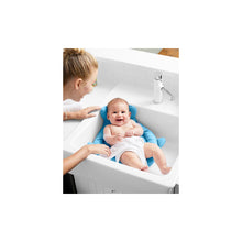 Load image into Gallery viewer, Moby Softspot Sink Bather - Blue