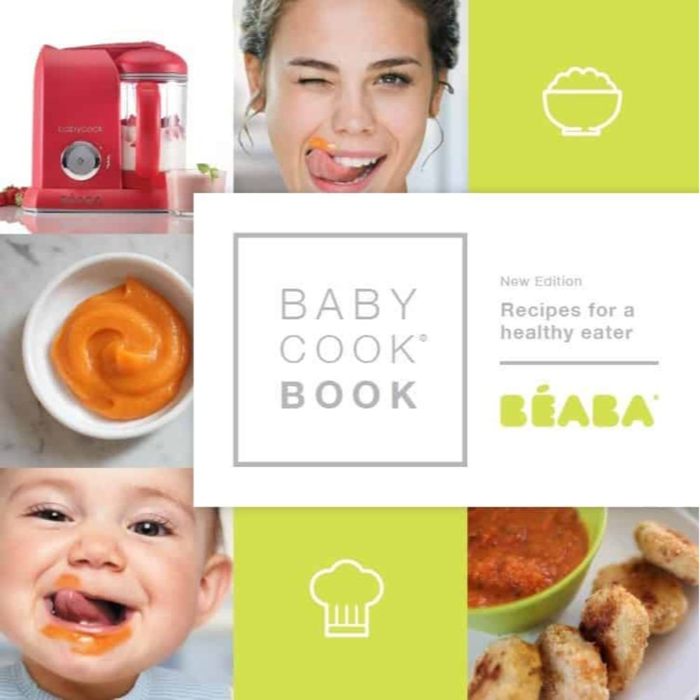 Babycook® Book My first meal - English version