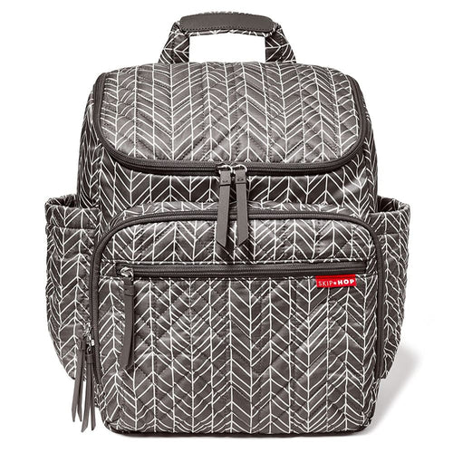 Forma Backpack Grey Feather
