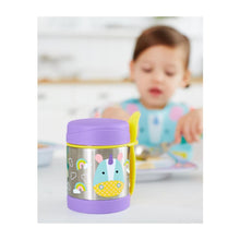 Load image into Gallery viewer, Zoo Insulated Little Kid Food Jar | Unicorn