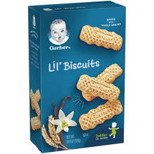Load image into Gallery viewer, Lil Biscuits Vanilla Wheat