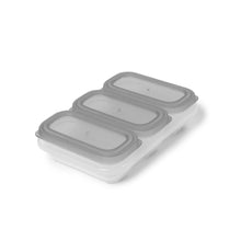 Load image into Gallery viewer, Easy-Store 4 Oz. Containers - Grey