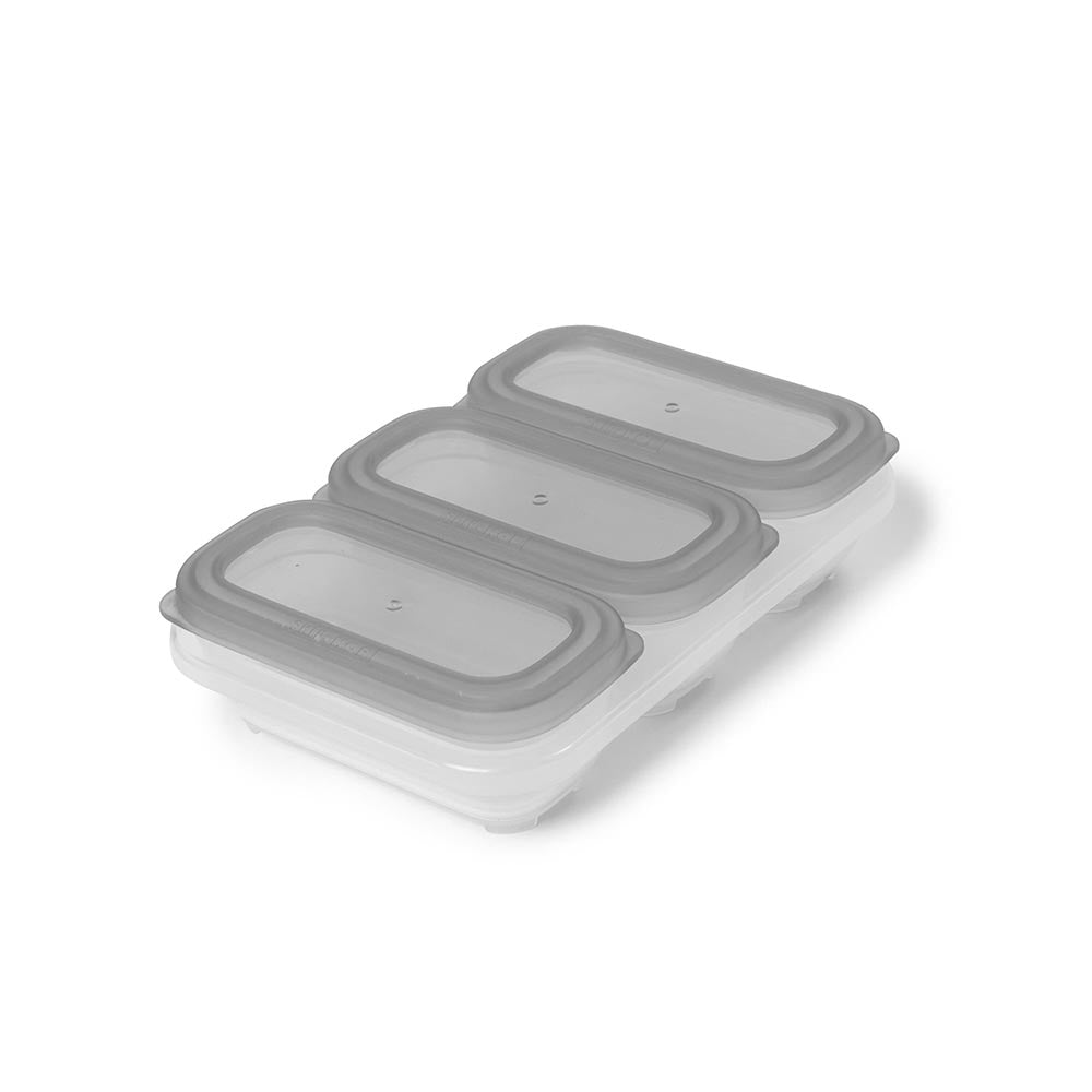 Easy-Store 4 Oz. Containers - Grey