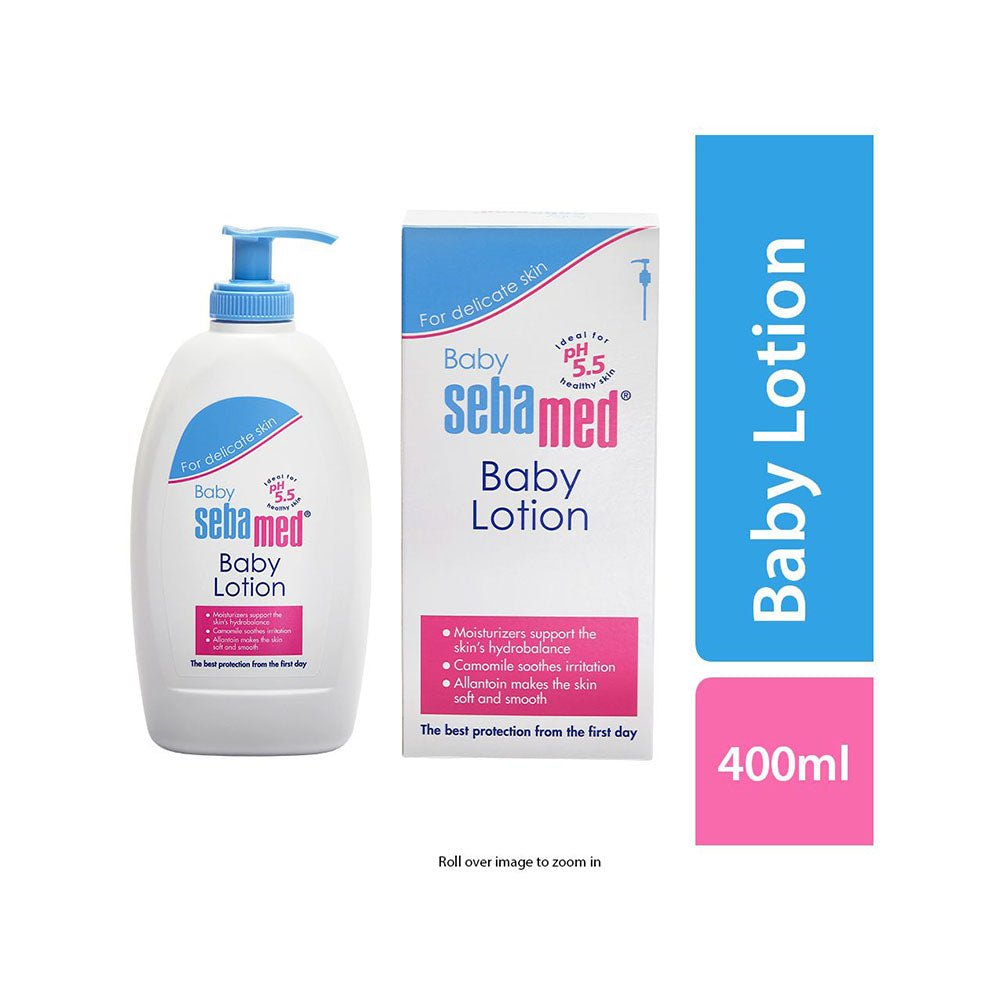 Baby Lotion, 400ml