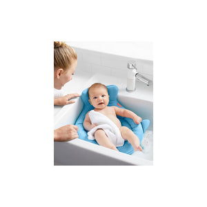 Moby Softspot Sink Bather - Blue