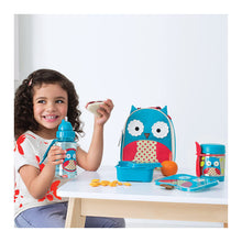 Load image into Gallery viewer, Zoo Insulated Little Kid Food Jar | Owl