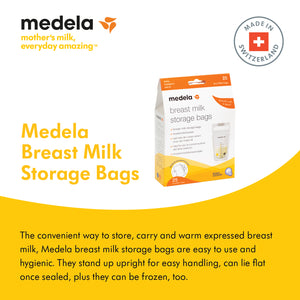 Breast milk Storage Bags