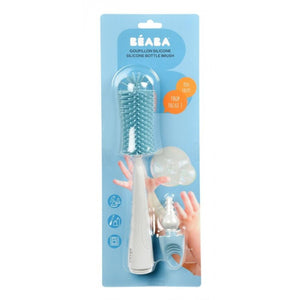 2-in-1 Silicon Bottle Brush