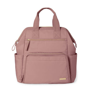 Mainframe Diaper Backpack - Dusty Rose