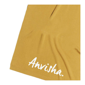 Goldie Personalized Organic Cotton Blanket for Adults