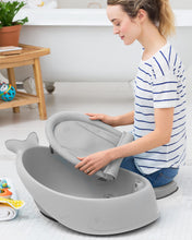 Load image into Gallery viewer, Moby Smart Sling 3-Stage Bathtub