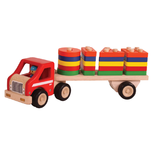 Super Shape Sorting Lorry
