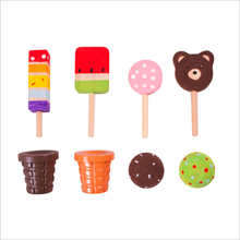 Load image into Gallery viewer, Paint and Play Ice Cream Set