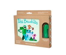 Load image into Gallery viewer, Chomps the Dino and The Brushies Book
