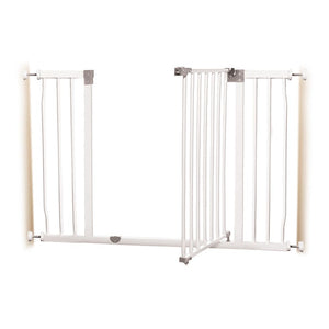 Liberty Xtra-Wide Safety Gate - White