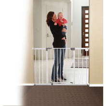 Load image into Gallery viewer, Liberty Xtra-Wide Safety Gate - White