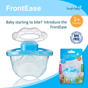 Front Ease Teether - Blue