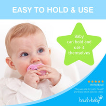 Load image into Gallery viewer, Front Ease Teether - Blue