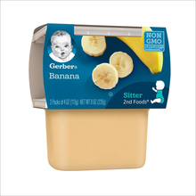 Load image into Gallery viewer, 2nd Foods® Baby Food | Banana