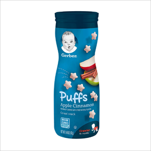 Puffs Cereal Snack | Apple Cinnamon