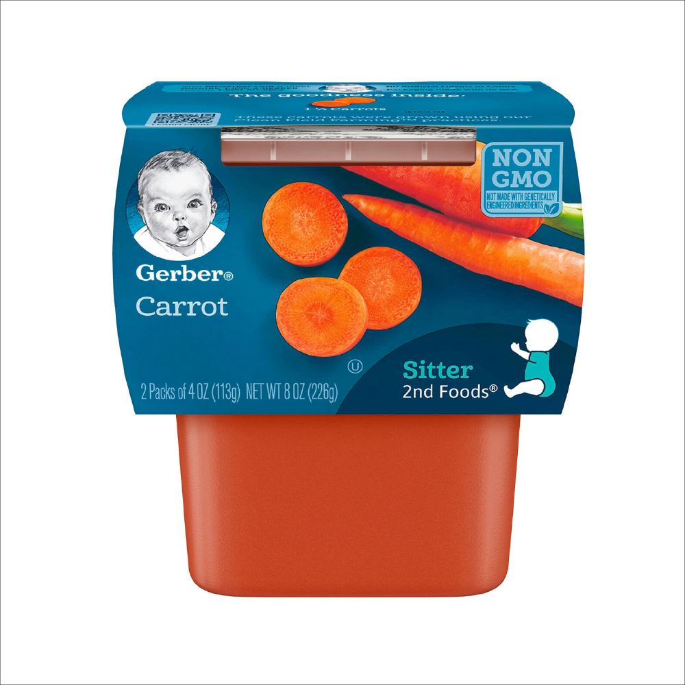2nd Foods® Baby Food | Carrot