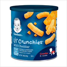 Load image into Gallery viewer, Lil' Crunchies | Mild Cheddar