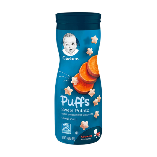 Puffs Cereal Snack | Sweet Potato