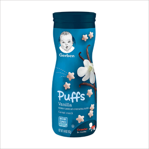 Puffs Cereal Snack | Vanila