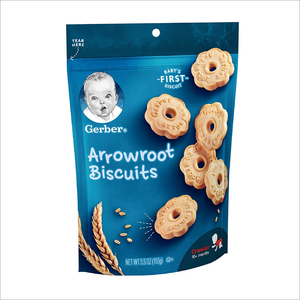 Arrowroot Cookie Pouch