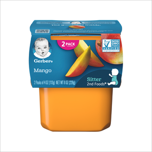 2nd Foods® Baby Food | Mango