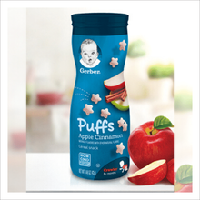Load image into Gallery viewer, Puffs Cereal Snack | Strawberry Apple